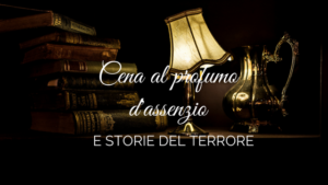 Cena al profumo d'assenzio e storie del terrore @ Milano | Milano | Lombardia | Italia
